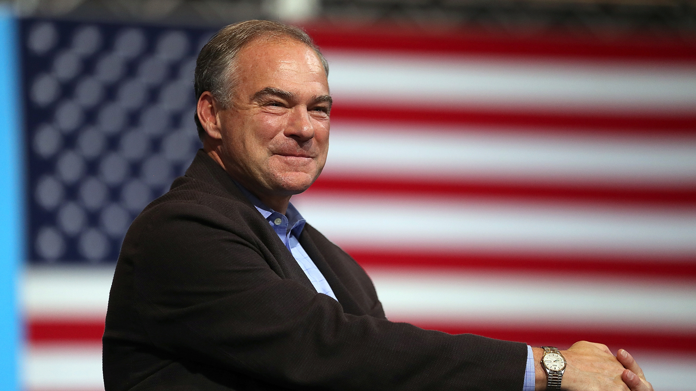 Who Is Tim Kaine He Could Be Vice President Npr