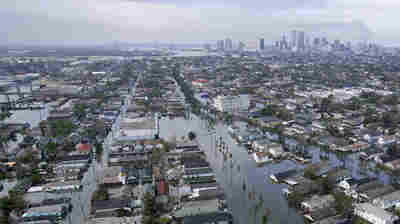 New Maps Label Much Of New Orleans Out Of Flood Hazard Area