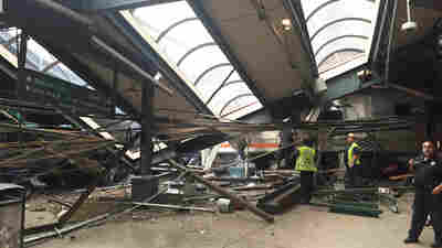 Federal Investigators Find 'Black Box' From Hoboken Train Crash