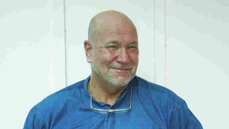 Author Randy Wayne White
