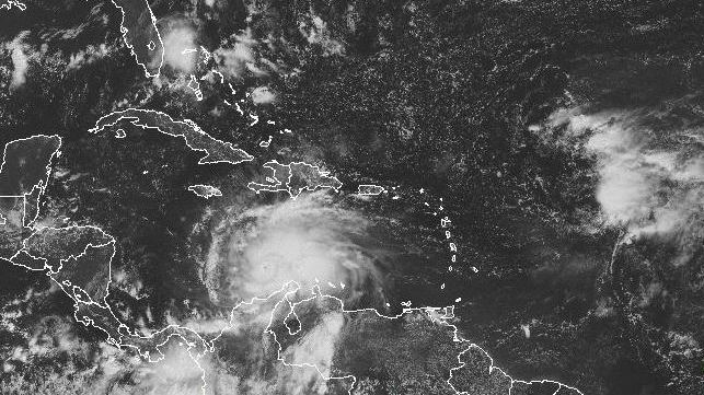 Hurricane Matthew: Evacuations in Haiti as powerful storm looms
