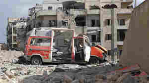 U.S. To Russia: Syrian Cease-Fire Talks Are Suspended