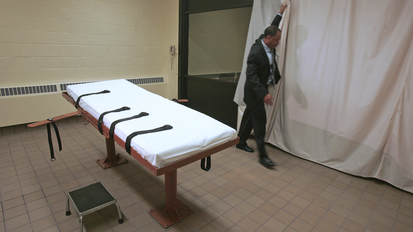 Using New Drug Cocktail, Ohio Seeks To Resume Death Penalty