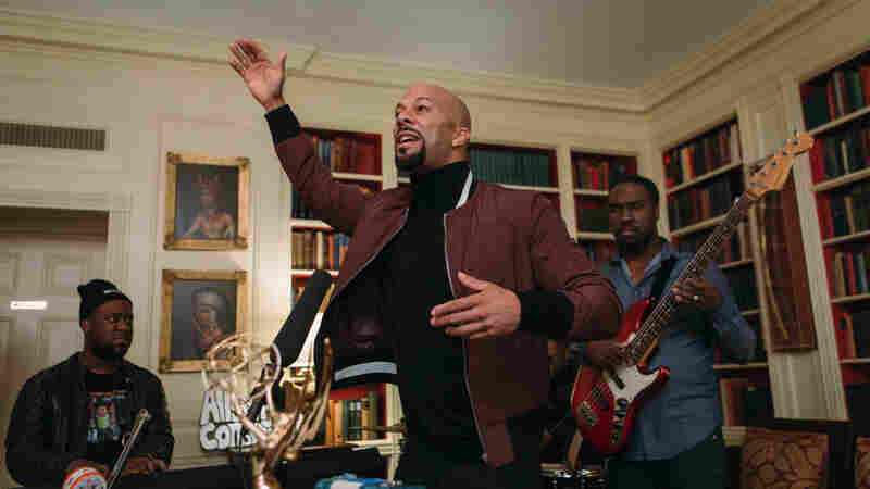 Common: Tiny Desk Concert At The White House