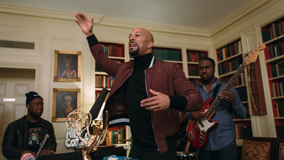 Tiny Desk Concert with Common. (NPR)