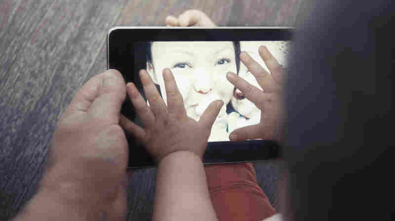 Could Video Chats Be Good For Your Infant?