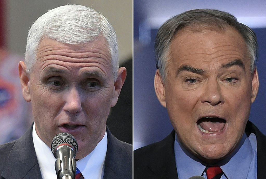 4 Questions Kaine And Pence Face Heading Into The VP Debate