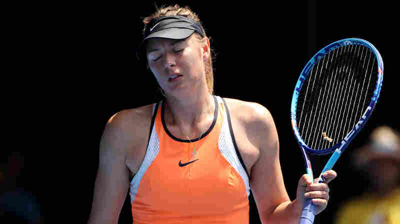 Maria Sharapova's 2-Year Doping Ban Cut To 15 Months