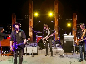 Drive-By Truckers performs American Band live at OPB in Portland, Ore.