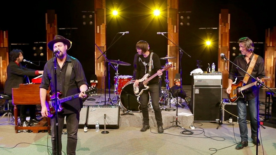 Drive-By Truckers performs American Band live at OPB in Portland, Ore. (opbmusic)
