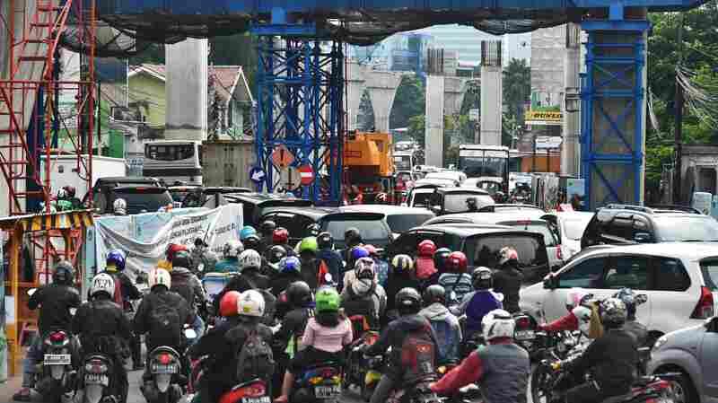 Man Faces Prison Over Porn Video That Played On Roadside Billboard In Jakarta