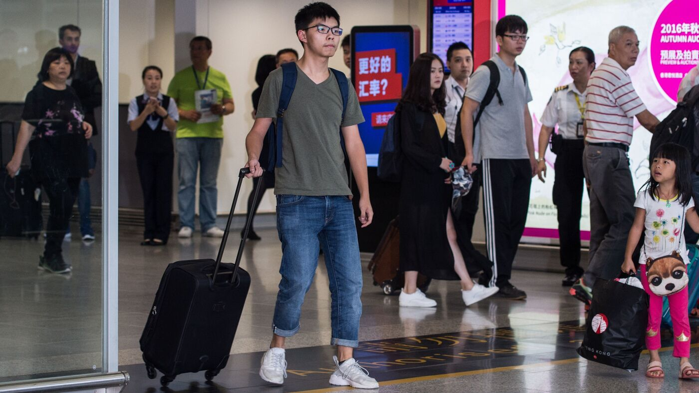 Hong Kong Activist Is Barred From Entering Thailand, Reportedly At China's  Request