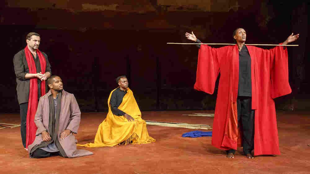 A Guilt-Ridden Winner Takes Center Stage In Peter Brook's 'Battlefield'