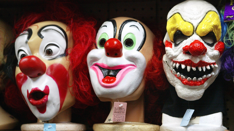 Coulrophobics Beware Americas Creepy Clown Problem Continues