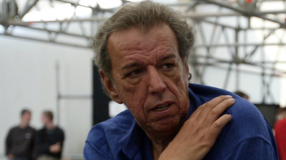 Rod Temperton in 2004.