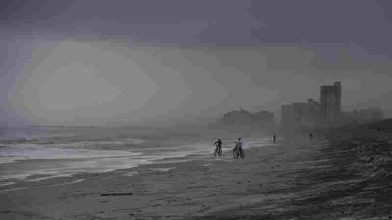 Millions Of Coastal Residents Warned To Flee Inland As Hurricane Nears Florida