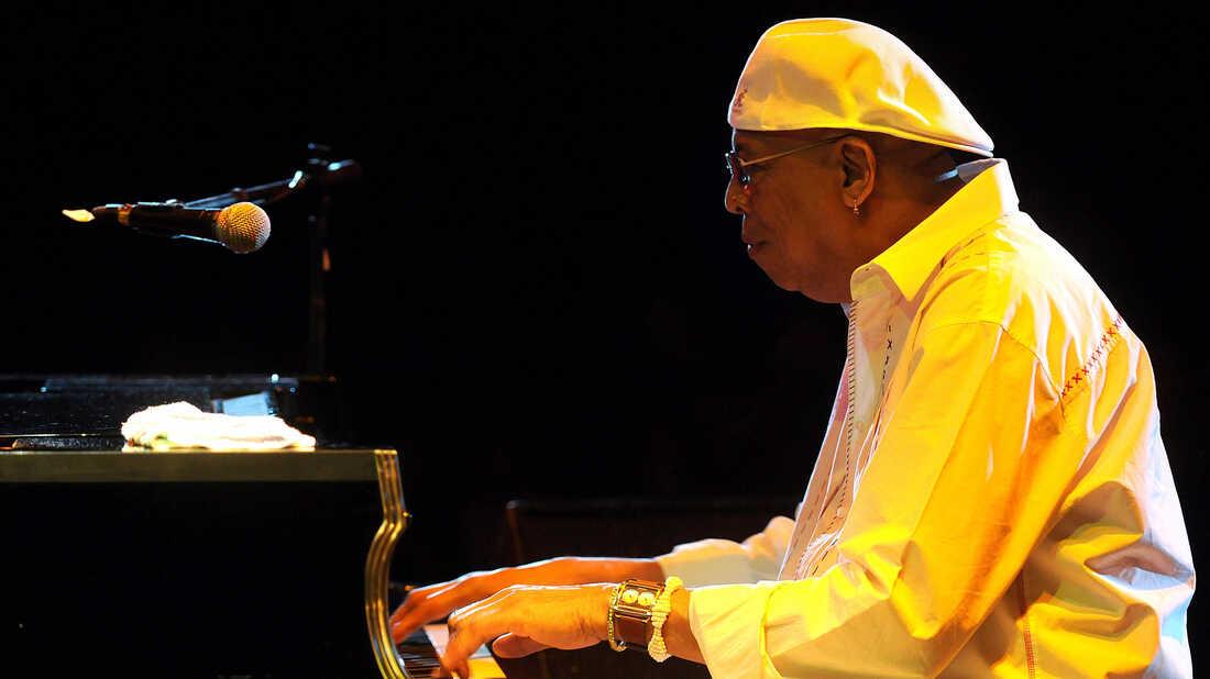 Chucho Valdés On Piano Jazz