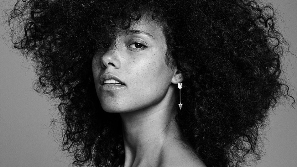 Alicia Keys' new album, Here, comes out Nov. 4. (Courtesy of the artist)