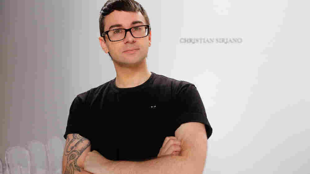 For Fashion Designer Christian Siriano, No Size Is Out Of Style