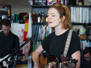 Tiny Desk Concert with Haley Bonar.