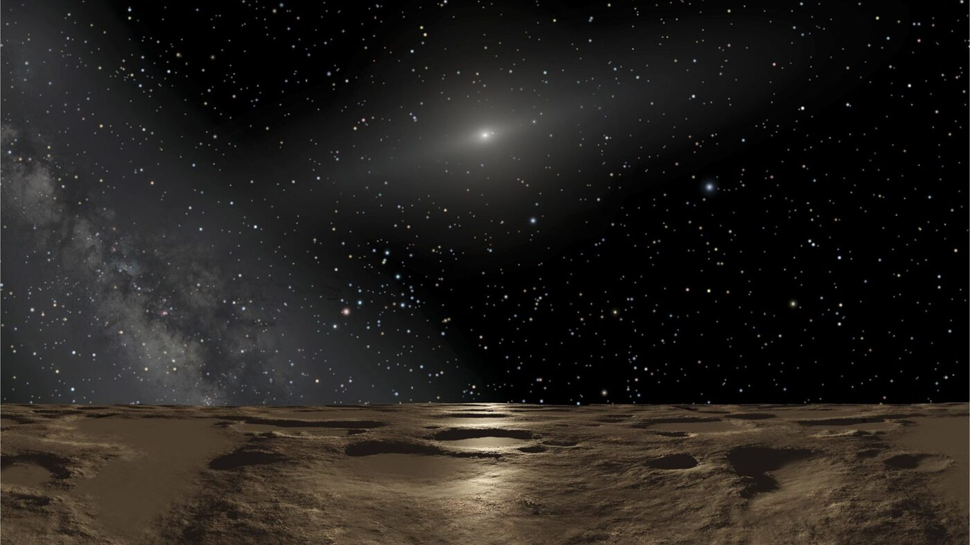A Friend For Pluto Astronomers Find New Dwarf Planet In