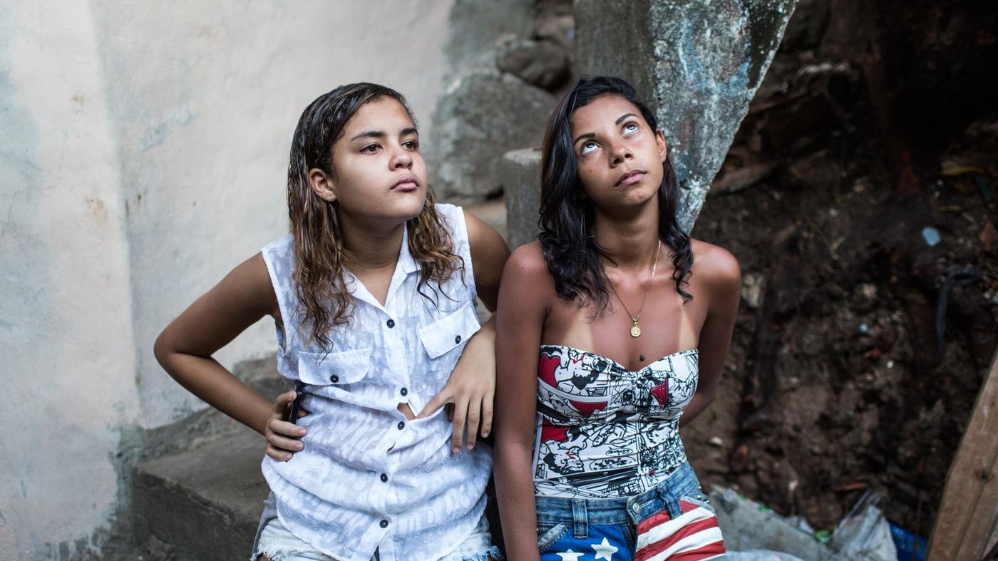 Brazilian teen fucked