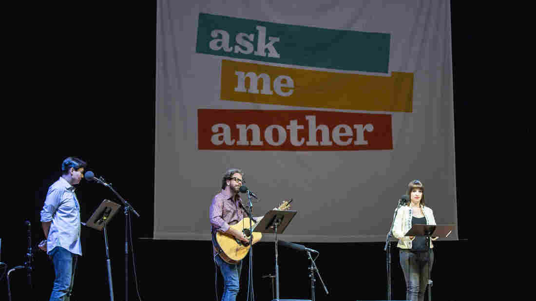 Ask Me Another at the War Memorial Auditorium in Nashville, Tennessee.