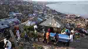 U.S. Rushes Aid To Haiti, Where Hurricane Matthew Killed Hundreds