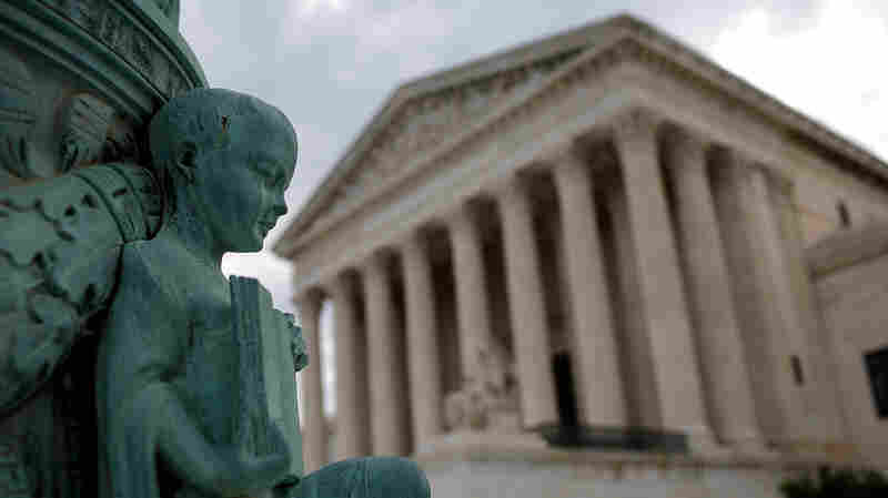 Supreme Court Hears Case On Racial Bias In Jury Deliberations