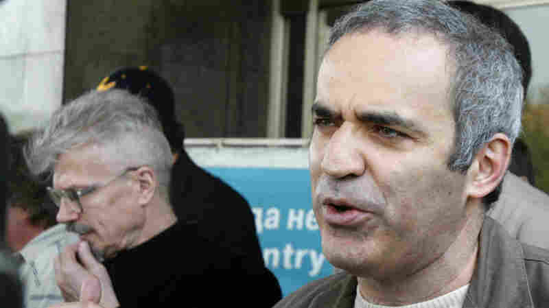 European Court Finds Russia Violated Rights Of Chess Star Garry Kasparov