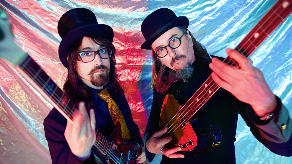 The Claypool Lennon Delirium's debut album, <em>Monolith Of Phobos</em>, is out now.