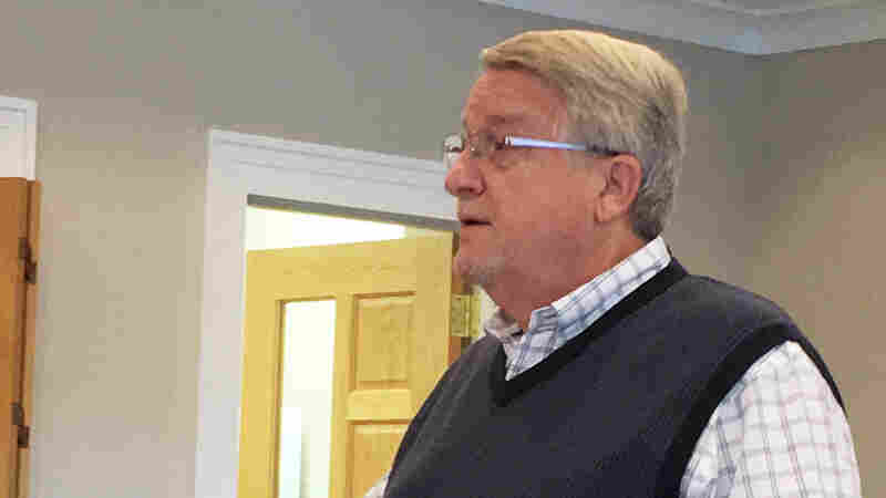 For This Christian N.C. Man, Candidates' 'Morality Issues' Give Pause