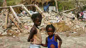 How Many Houses Did Hurricane Leave Standing In Port Salut, Haiti?