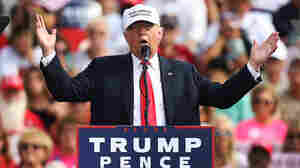 Donald Trump Faces Accusations Of Inappropriately Touching Women