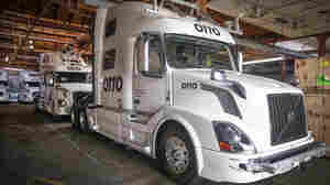 For The Long Haul, Self-Driving Trucks May Pave The Way Before Cars