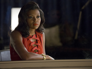 Taraji P. Henson plays family matriarch Cookie Lyon on Fox's Empire.