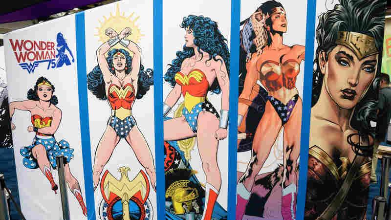 Wonder Woman Named Honorary U.N. Ambassador For Gender Equality