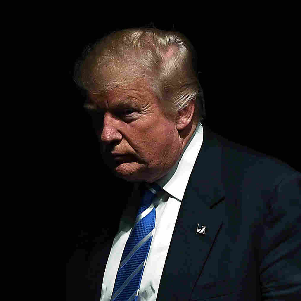 A List Of The Accusations About Trump's Alleged Inappropriate Sexual Conduct
