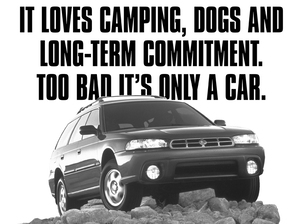 Subaru Ad