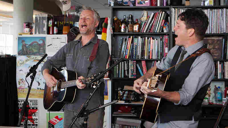 Billy Bragg & Joe Henry: Tiny Desk Concert