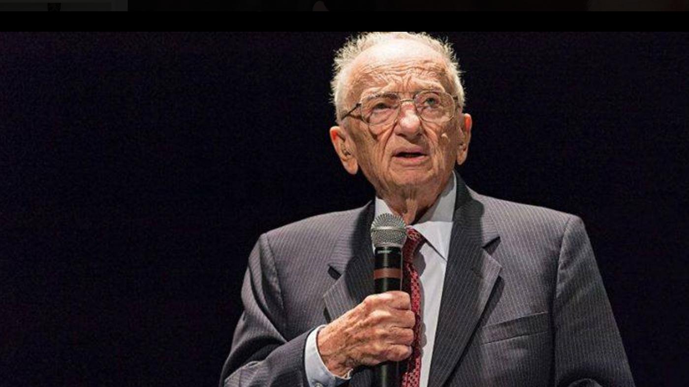 The Last Nuremberg Prosecutor Has 3 Words Of Advice: 'Law Not War'
