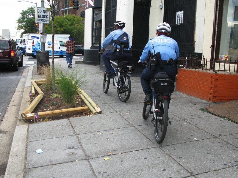 6 Things You Need To Know About Cycling On The Sidewalk : NPR