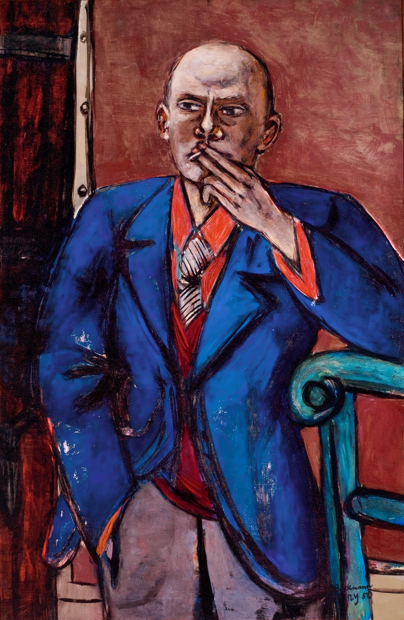 art max beckmann He once wanted to be a theater manager, a director and a stage hand then max beckmann became one of the most famous german painters of the 20th century a bremen exhibition highlights his lifelong love for the stage.