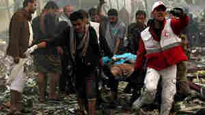 Saudis Say Wrong Information Caused Bombing That Killed 140 In Yemen