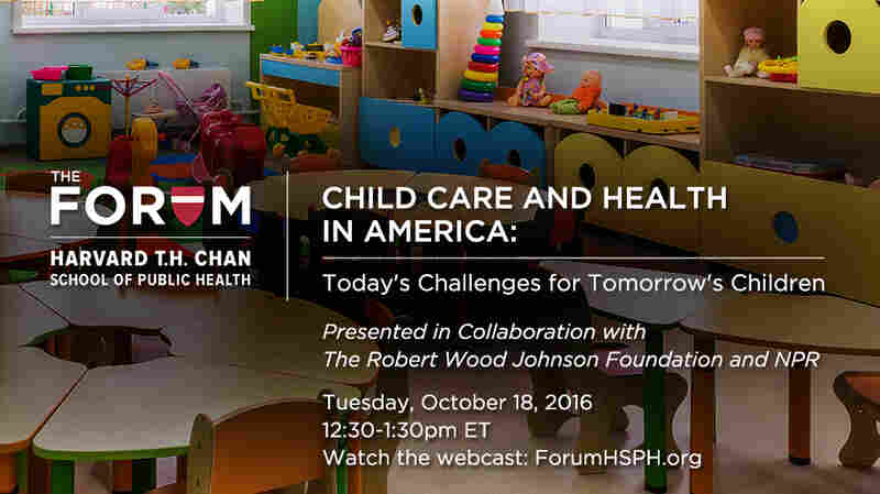 WEBCAST: The Cost And Quality Conundrum Of Child Care