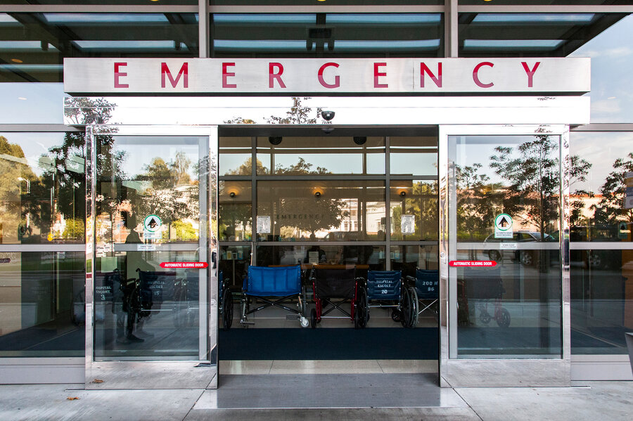 How Gaps In Mental Health Care Play Out In Emergency Rooms : Shots ...