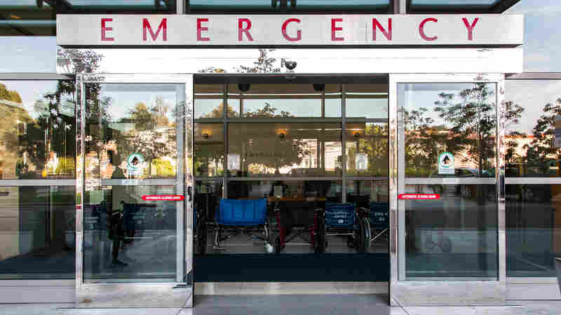 How Gaps In Mental Health Care Play Out In Emergency Rooms
