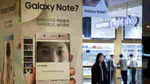 In S. Korea, Samsung's Recall Troubles Come At An Already Crucial Moment