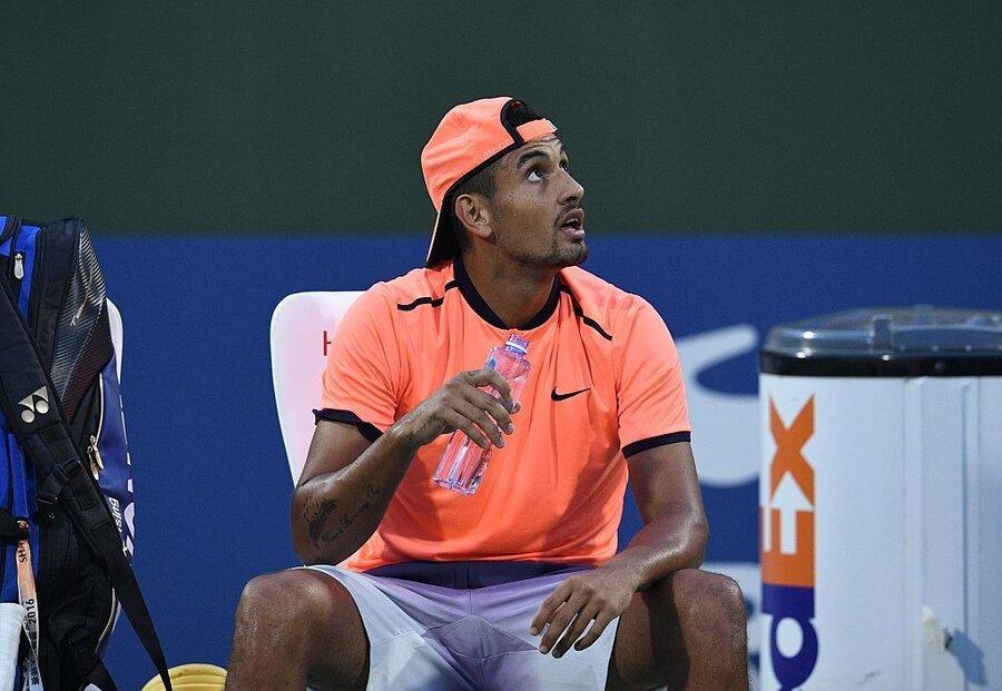 kyrgios nick tennis