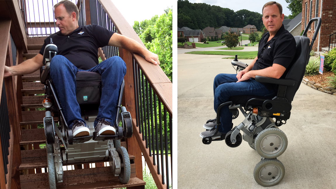 Ibot Wheelchair May Ride Again Better Than Ever Shots